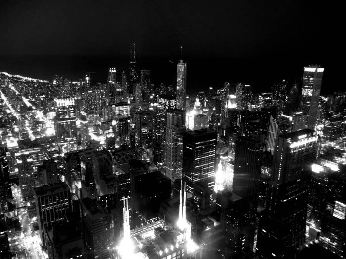 chicago_skyline_bw